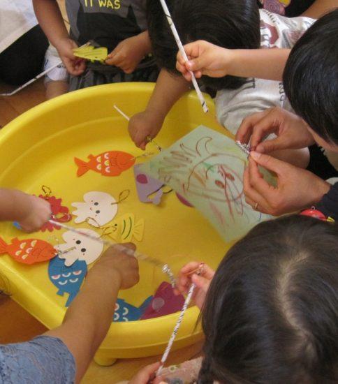 アップル教室の見学について(未就園児親子教室)