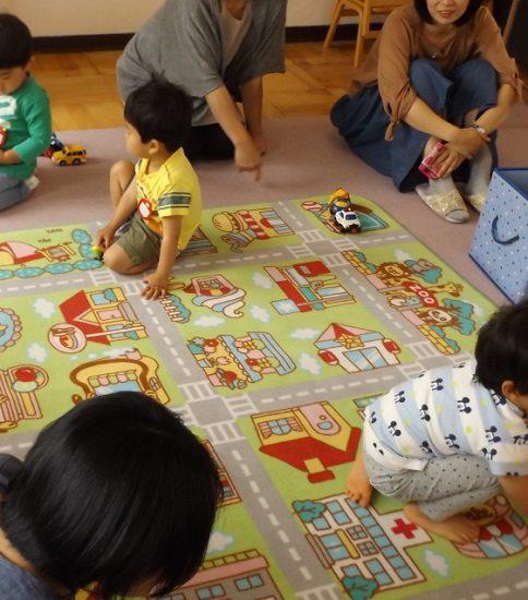 アップル教室(未就園児親子教室)入会申込受付について